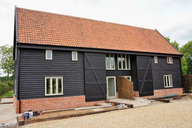 Thumbnail Semi-detached house for sale in Duke Street, Hintlesham, Suffolk
