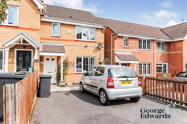 Thumbnail Semi-detached house for sale in Buttercup Avenue, Donisthorpe