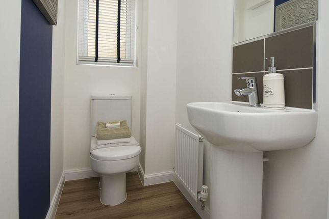 """Cloakroom of """"Kendal"""" at Beggars Lane, Leicester Forest East, Leicester LE3"""