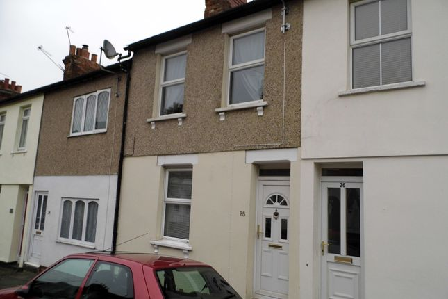 Thumbnail Terraced house to rent in Western Street, Swindon