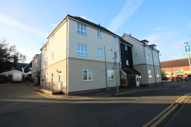 2 bed flat for sale in White Hart Way, Dunmow CM6