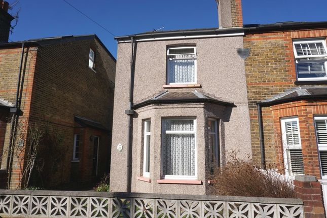 2 bed semi-detached house for sale in Miles Road, Epsom KT19