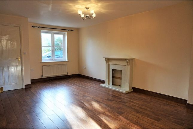 Thumbnail Semi-detached house for sale in Pumphouse Close, Coventry