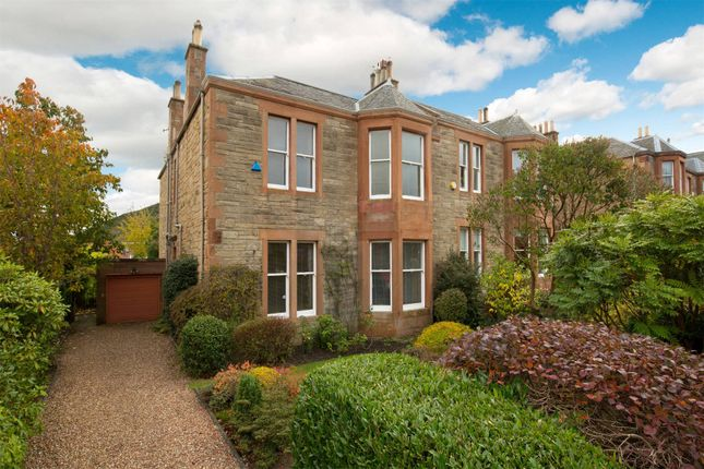 6 bedroom semi-detached house for sale in Midmar Gardens, Morningside, Edinburgh