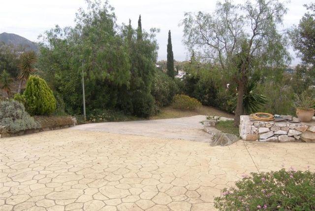 Parking Area (2) of Spain, Málaga, Mijas