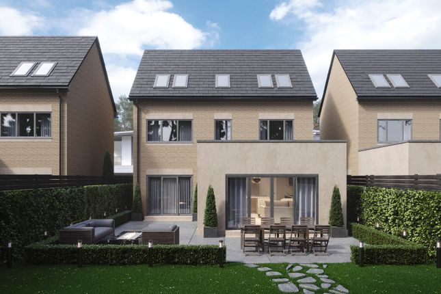 Thumbnail Detached house for sale in Plot 4, The Beauchief