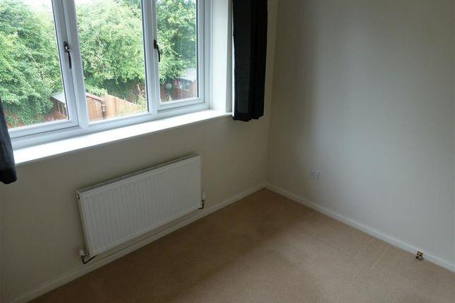 Bedroom of Meadow Nook, Boulton Moor, Derby DE24