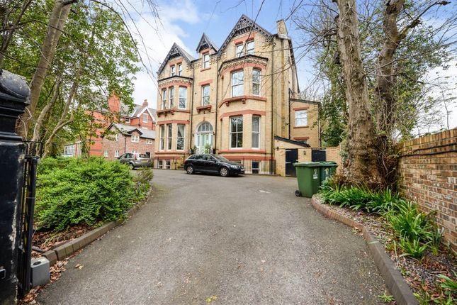 Thumbnail Flat for sale in Aigburth Drive, Aigburth, Liverpool