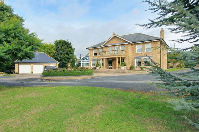 Thumbnail Detached house for sale in Beck Lane, Welton, Brough