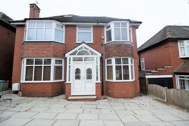 Thumbnail Detached house for sale in Glebelands Road, Prestwich, Manchester