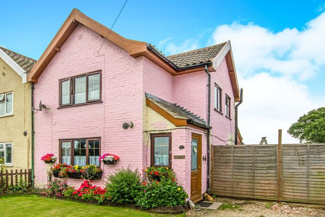 Thumbnail Semi-detached house for sale in Mautby Lane, Filby, Great Yarmouth