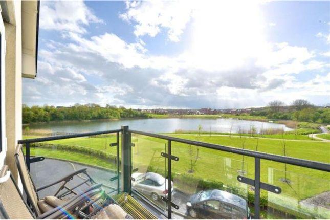 Thumbnail Flat for sale in Skye Crescent, Milton Keynes