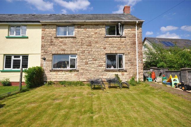Thumbnail Semi-detached house for sale in Berthllwyd, Llanwrtyd Wells, Powys
