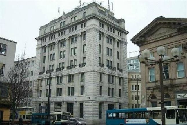 Thumbnail Flat for sale in National Bank Building, 24 Fenwick Street, City Centre, Merseyside