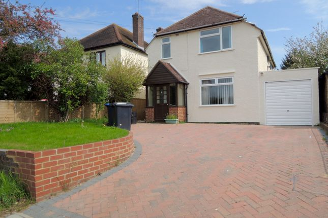 Thumbnail Property to rent in Brocket Road, Welwyn Garden City