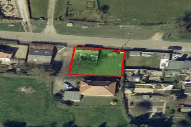 Thumbnail Land for sale in Littlecroft St. Helens Lane, Reighton, Filey