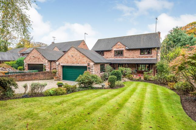 Thumbnail Detached house for sale in Maryton Grange, Allerton, Liverpool