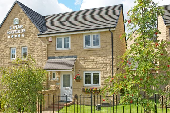 "Thumbnail Semi-detached house for sale in ""Barwick"" at North Dean Avenue, Keighley"
