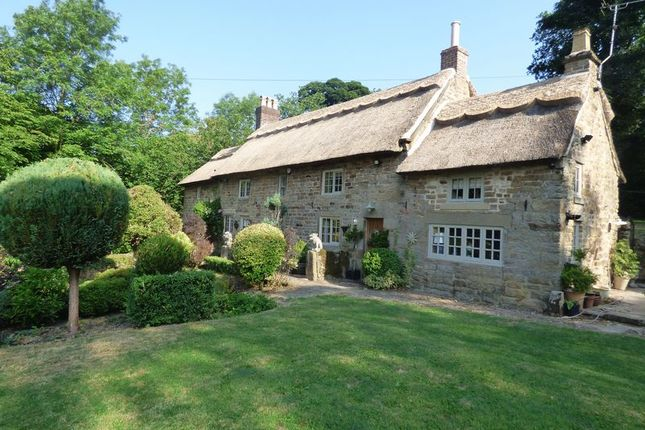 Thumbnail Cottage for sale in Stubben Edge Cottage, Ashover, Chesterfield