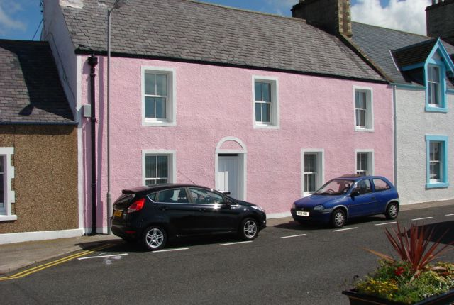 Thumbnail Terraced house for sale in Ardbeg, South Crescent, Portpatrick