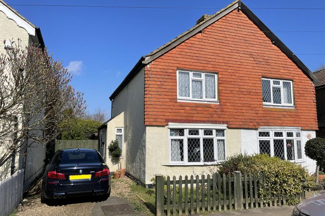 Thumbnail Semi-detached house for sale in Rooksmead Road, Sunbury-On-Thames