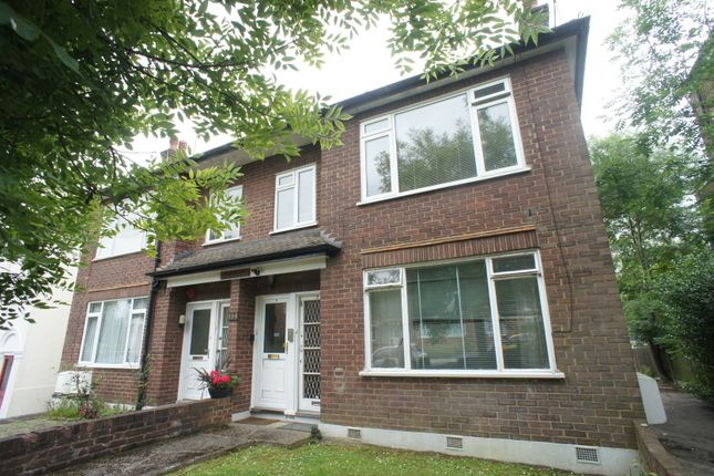 Thumbnail Maisonette for sale in The Elms, 134 Friern Park, North Finchley