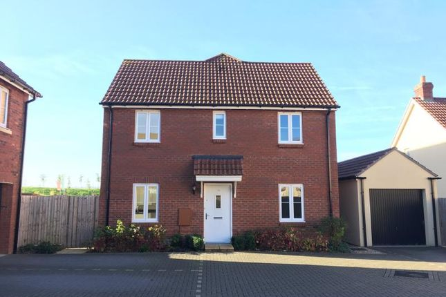 Thumbnail Link-detached house to rent in Canal View, Bathpool, Taunton, Somerset
