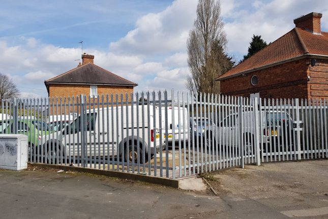 Thumbnail Land to let in Broom Hall Crescent, Birmingham