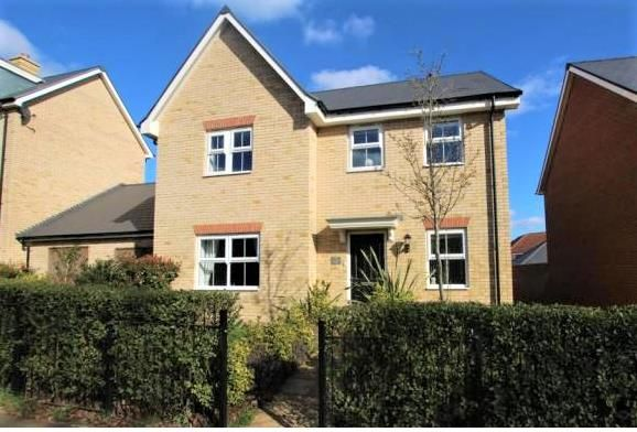 Thumbnail Property for sale in Biggleswade Road, Potton, Sandy