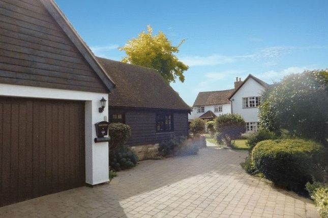 Thumbnail Detached house for sale in Russet Cottage, Church Walk, Kempston