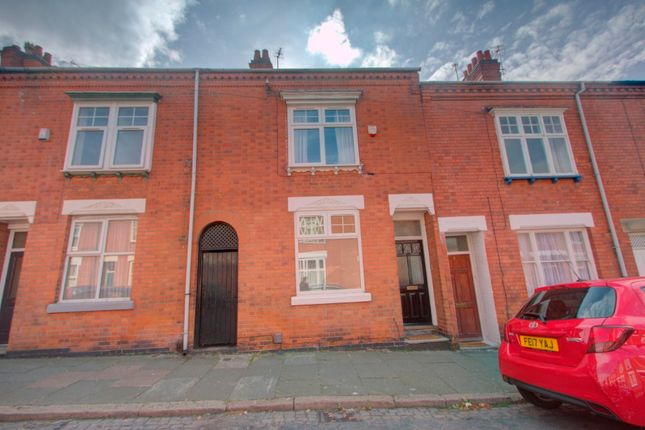 5 bed terraced house to rent in Hartopp Road, Clarendon Park, Leicester LE2