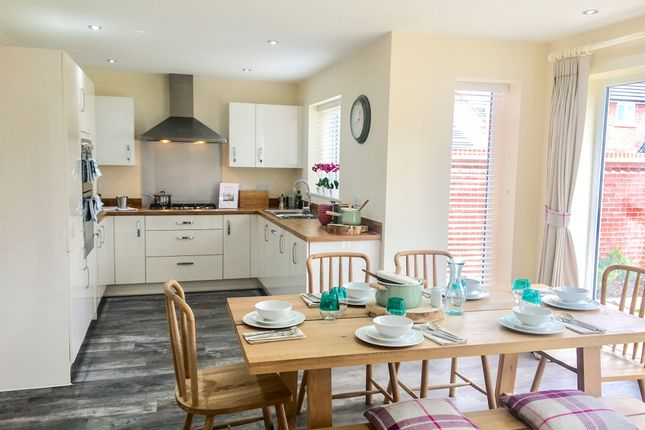 Thumbnail Semi-detached house for sale in Mill Fields, Broughton Astley, Leicester