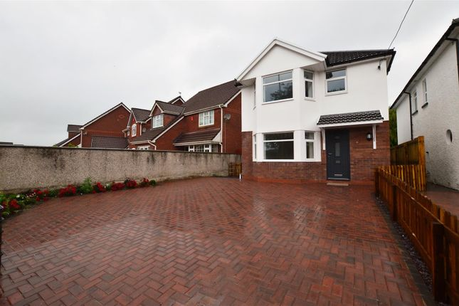 Thumbnail Detached house for sale in Lanelay Road, Talbot Green, Pontyclun