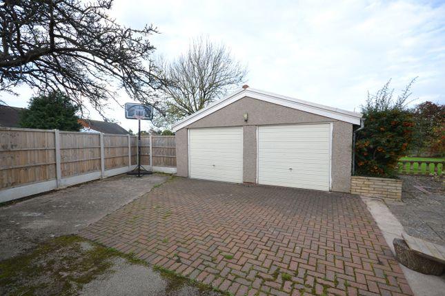 Garage of Bryn Awel Avenue, Abergele LL22