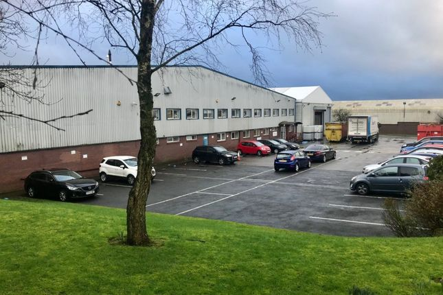Thumbnail Retail premises for sale in Trans Britannia Industrial Estate, Farrington Road, Burnley