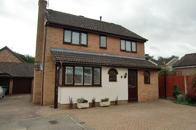 Thumbnail Detached house for sale in Hazel Grove, Stanborough Park, Garston, Watford