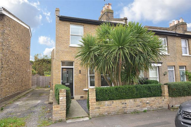 Thumbnail End terrace house for sale in Blackheath Vale, London