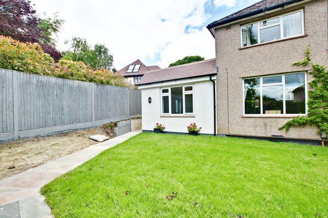 Thumbnail Flat to rent in Petersham Drive, Orpington