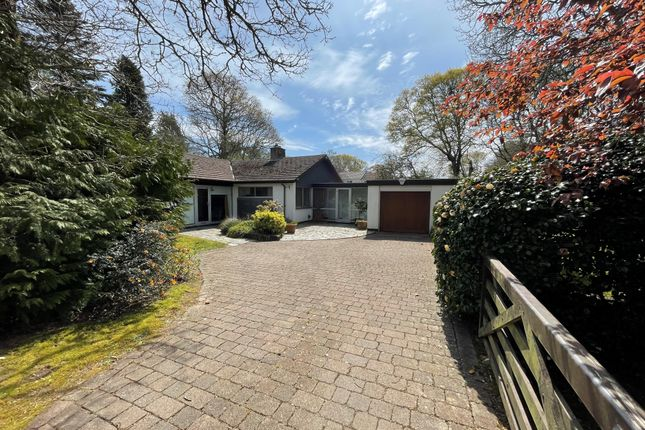 Thumbnail Detached bungalow for sale in Kelliwith, Feock, Truro