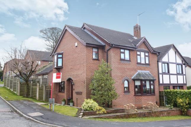 Thumbnail Detached house for sale in Lavenham Close, Tytherington, Macclesfield, Cheshire