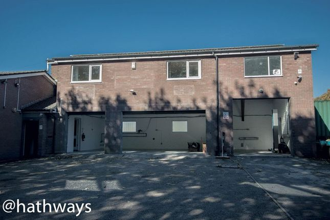Thumbnail Property to rent in Oldbury Road, Cwmbran