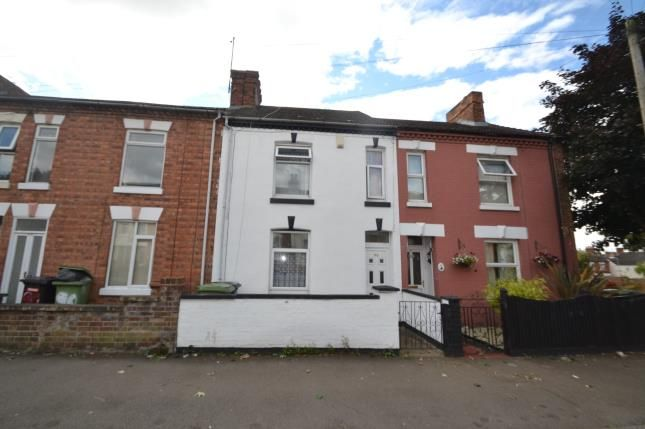 4 bed terraced house for sale in Newcomen Road, Wellingborough