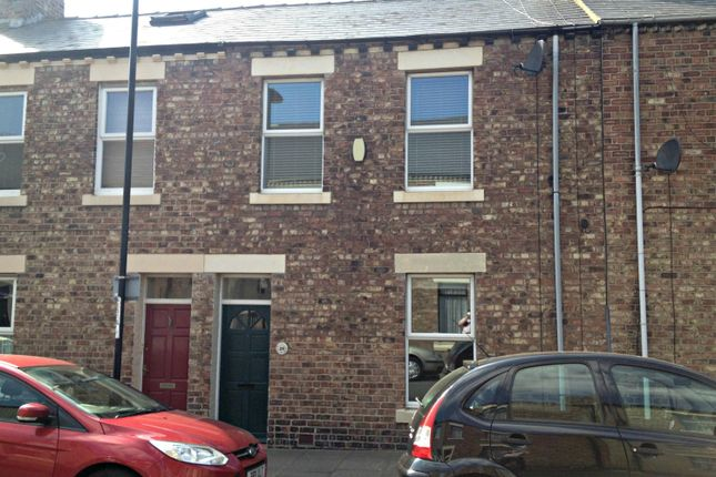Thumbnail Terraced house to rent in Edith Street, Tynemouth, North Shields