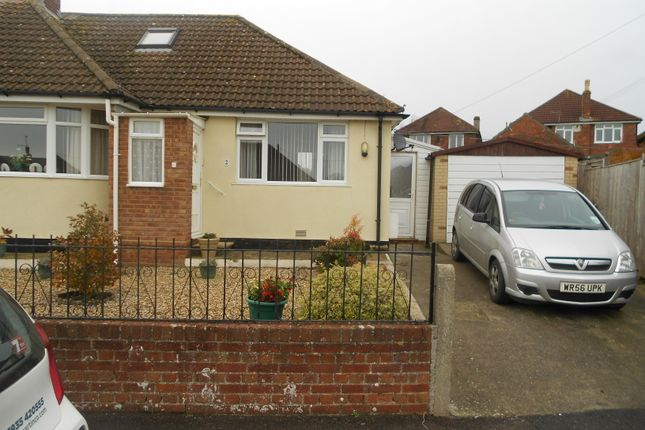 Thumbnail Semi-detached bungalow to rent in Westbourne Grove, Yeovil