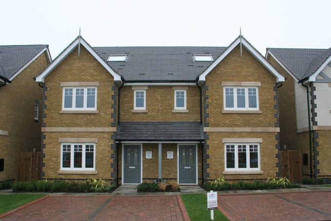 Thumbnail Semi-detached house for sale in Plot 24, Compass Fields, Bucks Avenue, Watford