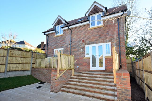 Thumbnail Detached house for sale in Chessmount Rise, Chesham