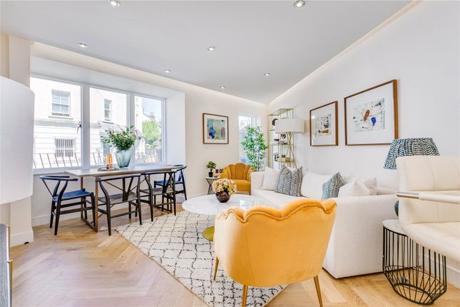 3 bed terraced house for sale in Margravine Road, London W6