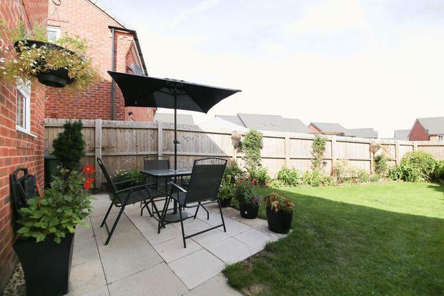 Rear External of Crossley Avenue, Highfield, Wigan WN3