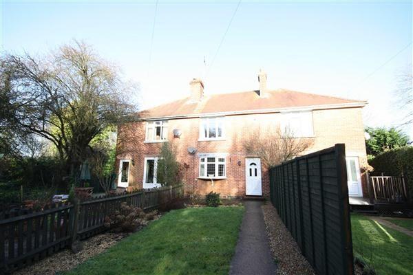 Thumbnail Terraced house to rent in Funtley Lane, Fareham