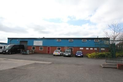 Light industrial to let in Unit 6, The Croft Industrial Estate, Sutton In Ashfield